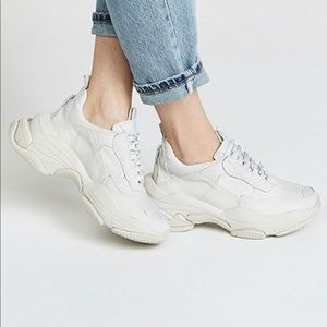 JEFFREY CAMPBELL Malware Women Sneaker Size 8 EUC